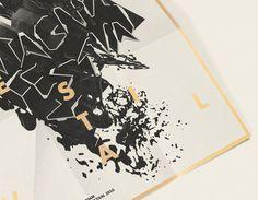 Magnet Festival - erikerdokozi #erdokozi #festival #magnet #gold #erik #bw #typography
