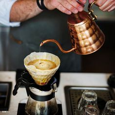 That heavenly cup is an art. #Sample - Be inspired by Rawpixel.com. #coffee #caffeinefix #brew #homebrew #filtered #drip #realimage #socia
