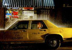 #rain#taxi#photography