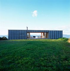 Coromandel Bach Crosson Clarke Carnachan Architects 1
