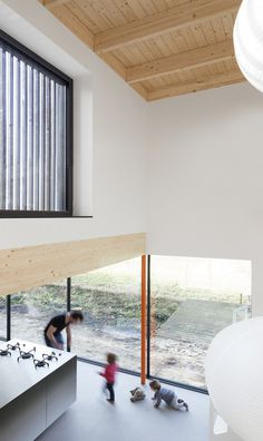 Energy Efficient House in the Netherlands: Huize Looveld 7