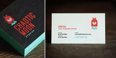 Graphic-ExchanGE - a selection of graphic projects #card #identity #business