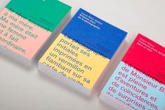 La Collection du Parc Print - Mindsparkle Mag Studio Plastac designed this beautiful project, La Collection du Parc Print. #logo #packaging #identity #branding #design #color #photography #graphic #design #gallery #blog #project #mindsparkle #mag #beautiful #portfolio #designer