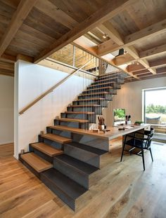 Far Pond by Bates Masi Architects » CONTEMPORIST #stairs #architecture