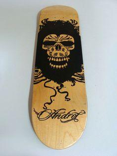 Deck : Androt #skateboard