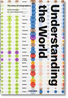 Understanding the World. The Atlas of Infographics Book Cover