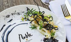 Noble Canteen & Cocktails - Toast Creative #branding #sydney #food #restaurant #bar