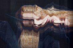 Buamai TilbrigÐi Stefano Colombini #face #scan #distorted