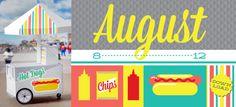 Scout_COTMC_august #calendars #paper
