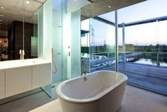 Rieteiland House by Hans van Heeswijk Architecten #ideas #interiors #bathroom