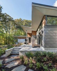 Woodland Retreat / Flavin Architects