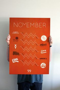What's on November #geometry #shapes #nights #series #poster #edinburgh #monthly #november