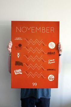 What's on November