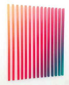 Dennis Loesch #color #art basel #miami 2014 #design miami