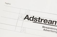 Freytag Anderson Adstream #guideline #graphic #branding #standards