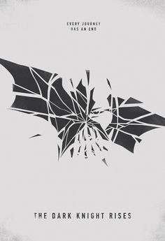 TDKR - ReckerHouse #poster