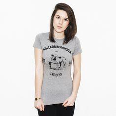 Hund   Nullkommasiebenprozent #fashion #textile #dog #shirt