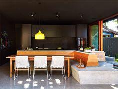 MAKE Architects Designed a Unique and Full with Light Local House - #decor,#interior,#interiordesign,#homedecor,#kitchen,#kitche