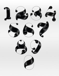 Karol Gadzala is YLLV #numbers #type #design #poster