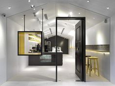 Les Bebes Cupcakery by JC Architecture Taipei #glass #interiors #retail