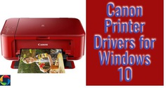 how to update canon printer drivers for windows 10
