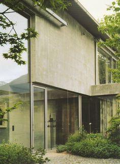 http://aufschnitt.tumblr.com/post/39650780454/peter zumthor 1986 #zumthor #concrete #peter #architecture #1986