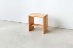 Stand Stool is a minimal stool created by Tokyo-based designs Torafu Architects. The stool is constructed of Canadian red cedar and features a small slit in the middle to allow for post boards to be held in place. By placing a 10 mm wide slit in the...