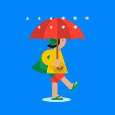 Google, gif, character, cartoon, travel, google plus,  dance, weather, cook, animation