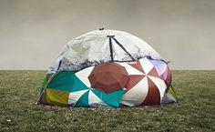 tent city at stuttgart 21 by frank bayh & steff rosenberger-ochs #tent