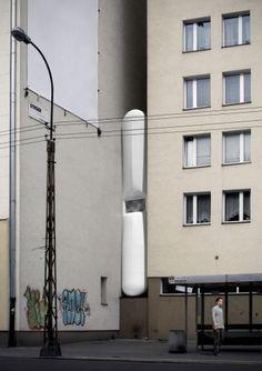 Keret House / Centrala