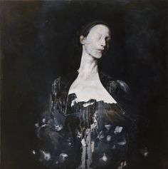 Nicola Samorì | PICDIT #design #art #painting #mixed #media