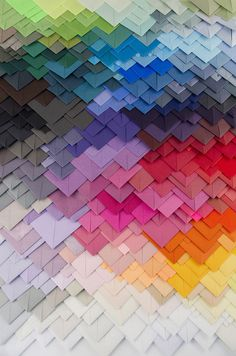 Maud Vantours FR | géometrie #geometry #paper