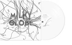 Non-Format - Milky Globe #line #white #design #graphic #black #music #circle #cd