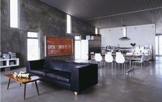 DeadFix » casa #interior #home #design #industrial