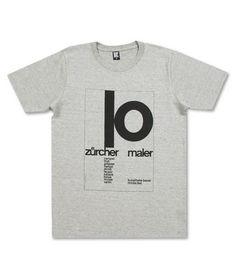 Emil Ruder vol.06 T-Shirt - Design Tshirts Store graniph #white #blackand #shirt #emil #zurcher #ruder