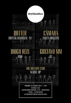 dirtyblackdisco #circle #disco #white #flyer #yellow #black #box #grid #poster #gold #type #dirty