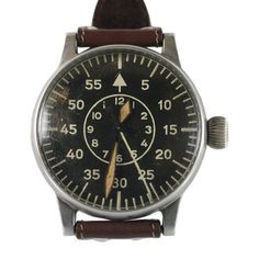 A. Lange & Söhne - A.Lange & Sohne Military Watch Ref. FI 23883 - Matthew Bain Inc. #watch