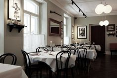 Lotta Agaton: Ski Lodge #interior #chairs #ski #lodge #design #decor #deco #thonet #decoration