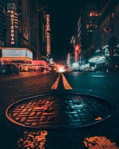 Moody Street and Urban Photography by Yeshi Kangrang