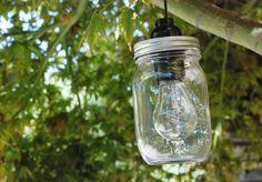 Cealling Jar Lamp #jar