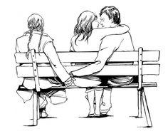 2009 : Stephane Manel #line #white #black #illustration #and #drawing