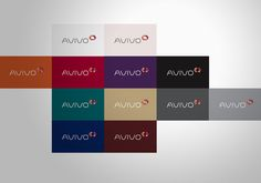 Avivo Corporate Identity #logo