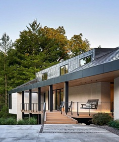 Streamline House, Hufft Projects 2
