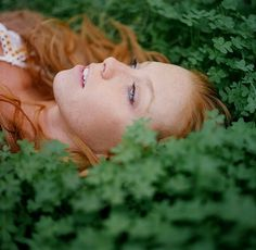 LOU O' BEDLAM - Jordan in the Grass #photography