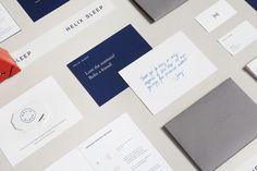 Helix Sleep Branding & Packaging by High Tide NYC.#branding #packaging #print #editorial #artdirection #logo #wordmark #icon #envelope #de