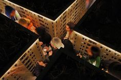 EVOL: underground city at ms dockville #building #underground