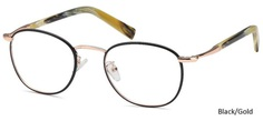 40% off on Black /gold Capri Eyeglasses CAPRI ART 322