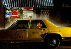 MoMA | New Photography 2010 | Alex Prager | Irene #prager #color #yellow #alex #cinematic #photography #cab