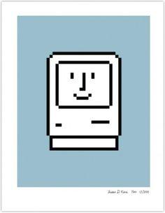 Susan Kare | Happy Mac