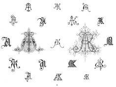 vito3-1.jpg 677×510 pixels #karl #lettering #monogram #klimsch #type